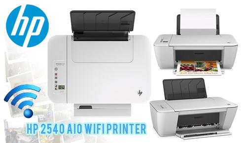 HP DESKJET 2540 WIFI PRINTER